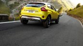 Lada XCODE Concept rear three quarters right side