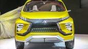 Mitsubishi XM (Honda BR-V rival) crossover front revealed at GIIAS