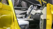 Mitsubishi XM (Honda BR-V rival) crossover interior revealed at GIIAS
