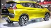 Mitsubishi XM (Honda BR-V rival) crossover rear revealed at GIIAS