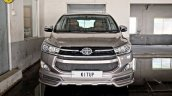 Modified Toyota Innova Crysta front In Images