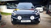 Pete's tuned Hyundai Creta foglamps