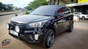 Pete's tuned Hyundai Creta front three quarter develops 150 hp