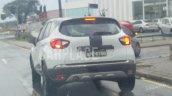 Renault Kaptur rear three quarters Brazil spy shot