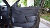 Renault Kwid 1.0 MT door pad First Drive Review