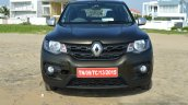 Renault Kwid 1.0 MT front First Drive Review