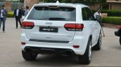 SRT Grand Cherokee rear launched in India