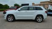 SRT Grand Cherokee side launched in India