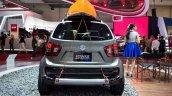 Suzuki Ignis Water Activity Concept rear showcased at GIIAS