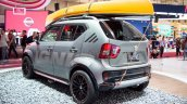 Suzuki Ignis Water Activity Concept rear three quarter showcased at GIIAS