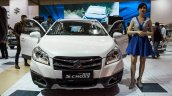 Suzuki SX4 S-Cross front GIIAS 2016
