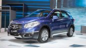 Suzuki SX4 S-Cross front three quarters left side GIIAS 2016