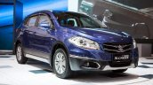 Suzuki SX4 S-Cross front three quarters right side second image GIIAS 2016