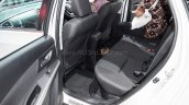 Suzuki SX4 S-Cross rear seats GIIAS 2016