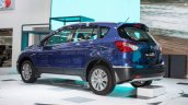 Suzuki SX4 S-Cross rear three quarters left side GIIAS 2016