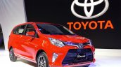Toyota Calya front three quarters GIIAS 2016