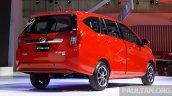 Toyota Calya rear three quarters GIIAS 2016