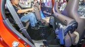 Toyota Calya second-row seats tumble GIIAS 2016