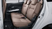 Toyota Calya second-row seats