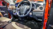 Toyota Calya steering wheel GIIAS 2016