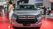 Toyota Innova Crysta front showcased at GIIAS