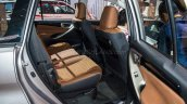 Toyota Innova Crysta rear cabin showcased at GIIAS
