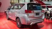 Toyota Innova Crysta rear three quarter showcased at GIIAS