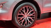 Toyota Innova Crysta showcased rims at GIIAS
