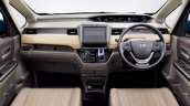 2016 Honda Freed dashboard launched Japan