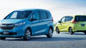2016 Honda Freed launched Japan