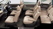 2016 Honda Freed seats launched Japan