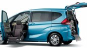 2016 Honda Freed wheelchair launched Japan