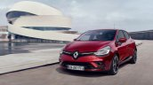 2016 Renault Clio front three quarters left side