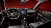 2016 Renault Clio interior
