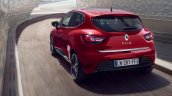 2016 Renault Clio rear three quarters