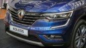 2016 Renault Koleos front fascia