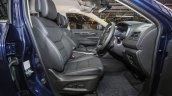 2016 Renault Koleos front seats