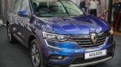 2016 Renault Koleos front three quarters