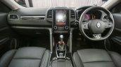 2016 Renault Koleos interior dashboard