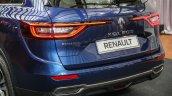 2016 Renault Koleos rear fascia