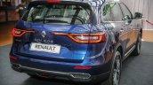 2016 Renault Koleos rear three quarters