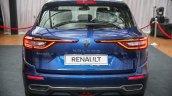 2016 Renault Koleos rear