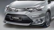 2016 Toyota Vios GX front fascia
