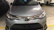 2016 Toyota Vios TRD Sportivo front fascia live image