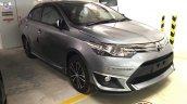 2016 Toyota Vios TRD Sportivo front quarter live image