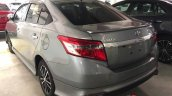 2016 Toyota Vios TRD Sportivo rear quarter live image