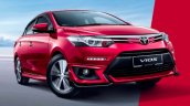 2016 Toyota Vios front three quarters