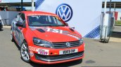 2016 VW Vento Cup Raceca front quarter Driven