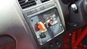2016 VW Vento Cup Racecar center console Driven
