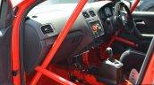 2016 VW Vento Cup Racecar dashboard Driven